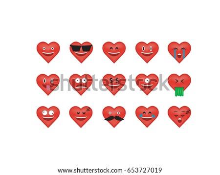 emoji hearts copy and paste