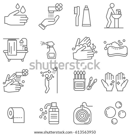 Image Result For Hygiene Coloring Pages