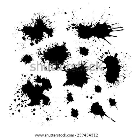 stock-vector-set-of-ink-blots-vector