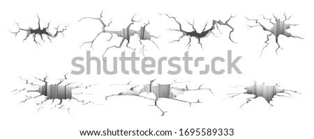 set of isolated realistic