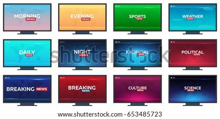 set of mass media sports