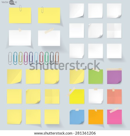 Set of memo, Vector