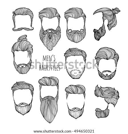 Como Desenhar Mang Gabaritos De Cabelos | Tattoo Design Bild - photo#47