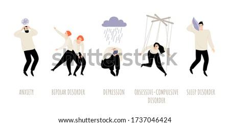 set of mental health conceptual