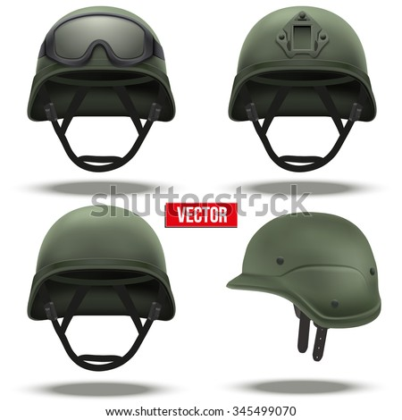 set of military tactical