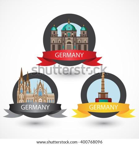 set of most famous german