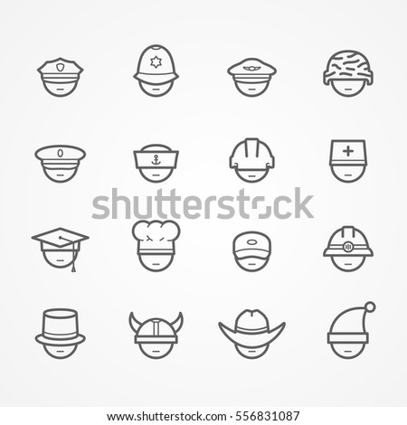 set of peoples faces showing