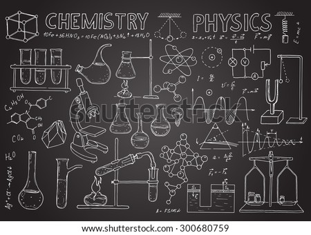 set of physical and chemical