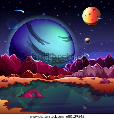 set of planets with satellites