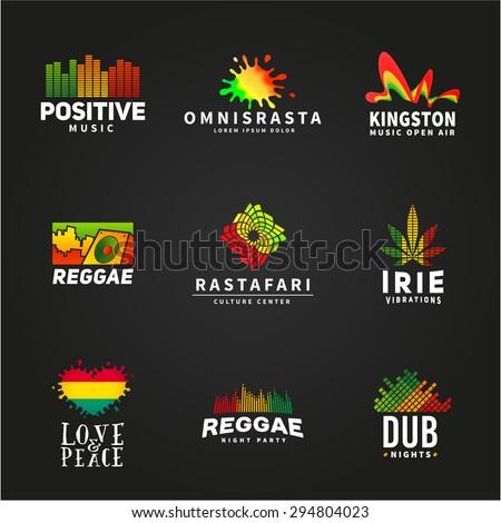 set of positive africa ephiopia