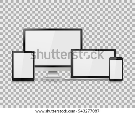 set of realistic computer