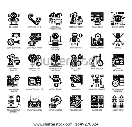 set of robotics engineering