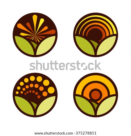 set of round abstract vector
