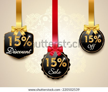 set of 15  sale and discount