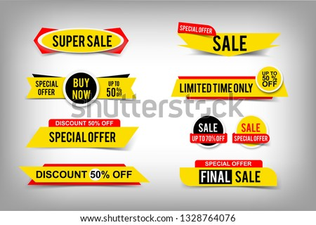Off and On Button Set - Download Free Vectors, Clipart