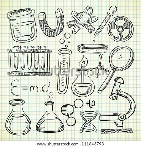 royalty free stock photos and images set of science object in