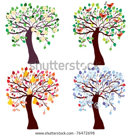 pictures of trees in summer. trees - spring, summer,