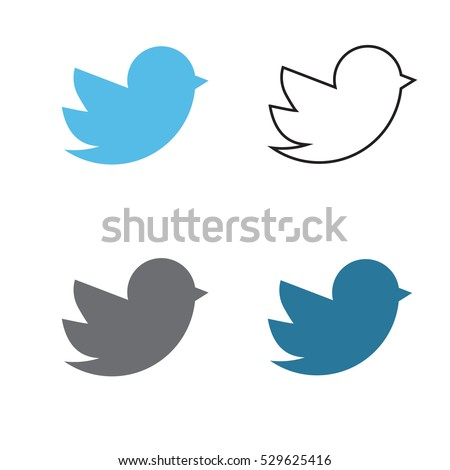 stock-vector-set-of-silhouettes-of-birds