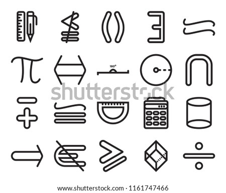 Pi Symbol Vector Pack Download Free Vector Art Stock Graphics