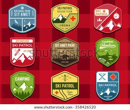 Boy Scout Badge Vector - Download Free Vectors, Clipart