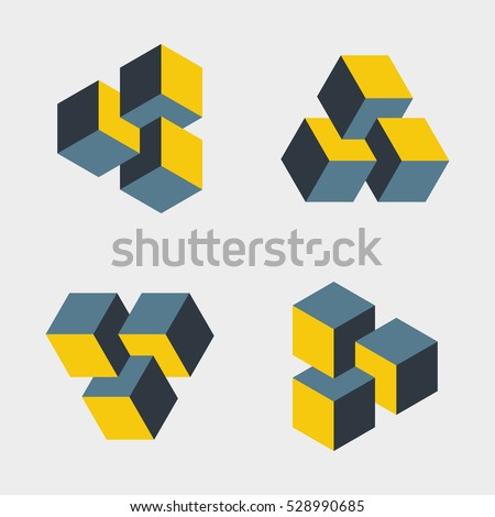 set of small penrose triangles