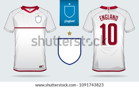 Football Kit Vector Download Free Vector Art Stock Graphics Images