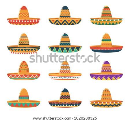 Sombrero Vector - Download Free Vector Art d2d28163a54