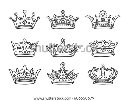 vector crowns download free vector art stock graphics images