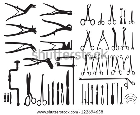 set of surgical instruments