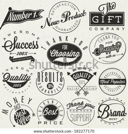 set of symbols for best quality