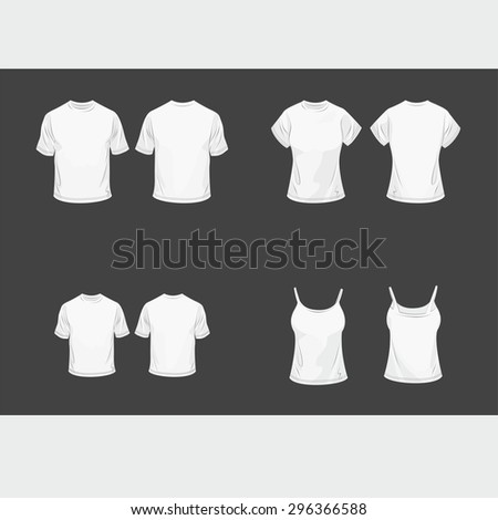 set of t shirt for all your
