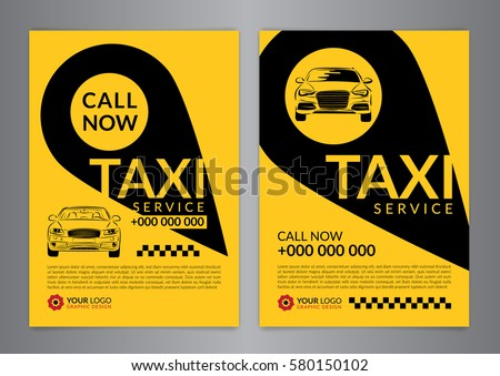 set of taxi service business