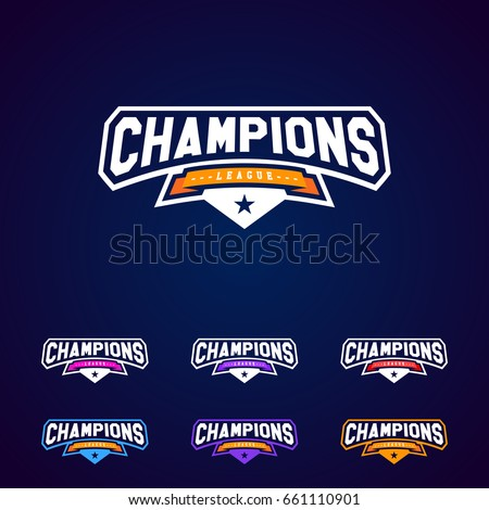 set of the champion sports