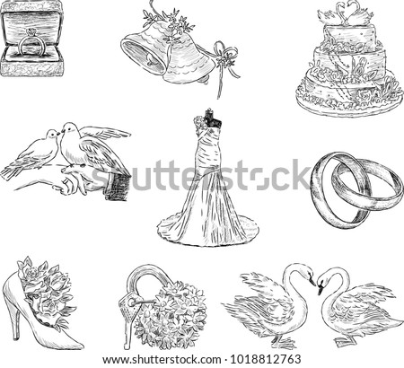 Wedding Cake Vector Download Free Vector Art Stock Graphics Images