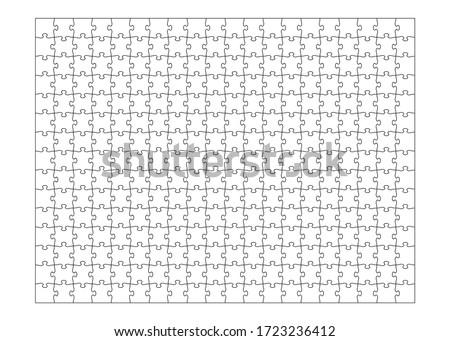 set of three hundred puzzle