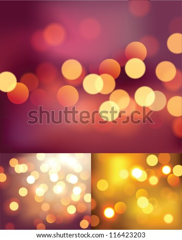 stock-vector-set-of-three-photo-realistic-bokeh-lights-vector-illustration
