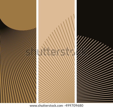 Set of black straight lace lines borders stock photo image - Shutterstock Puzzlepix