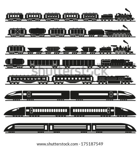 Set of trains