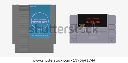 16-Bit Console - Download Free Vector Art, Stock Graphics & Images