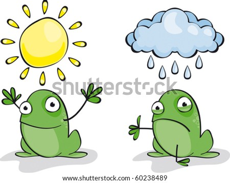 funny pics of frogs. funny green frogs Weather