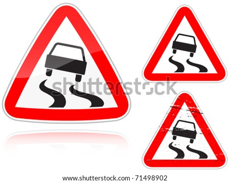 set of variants a slippery road