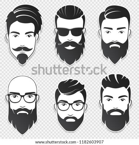 Beard Free Brushes - (45 Free Downloads)