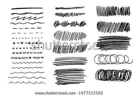 Colored Pencil Brush Set - Free Photoshop Brushes at Brusheezy!