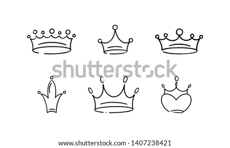 Crown Cartoon Logos Download Free Vectors Clipart