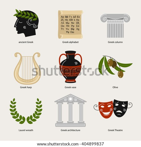 set of vector images on the