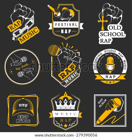 set of vector logos  badges and