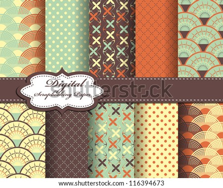 Where can I buy pattern scrapbook paper in bulk? - Yahoo! Answers