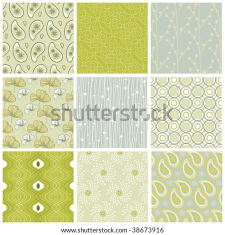 set of vector patterns