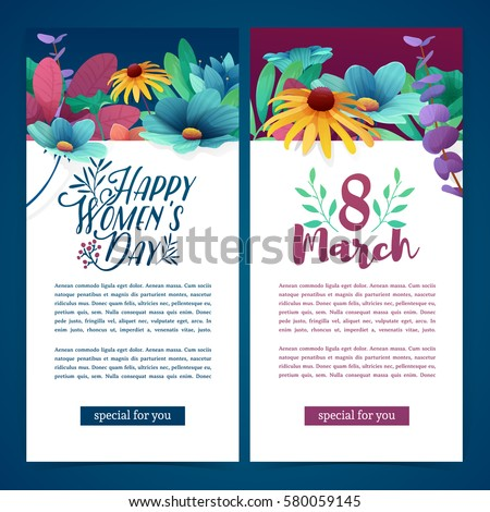 set of vertical banners for the