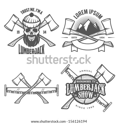 Stock Vector Set Of Vintage Lumberjack Labels Emblems And Design Elements also Barrier Arms Gates moreover Productive Conservation Utilizing Landscape Ecology And Precision Agriculture Towards Land Water Conservation also Coloring Page Excavator further Christophe Szpajdels Metal Logos. on forestry design